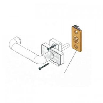 Disec BMAR01A18 blocco per martellina