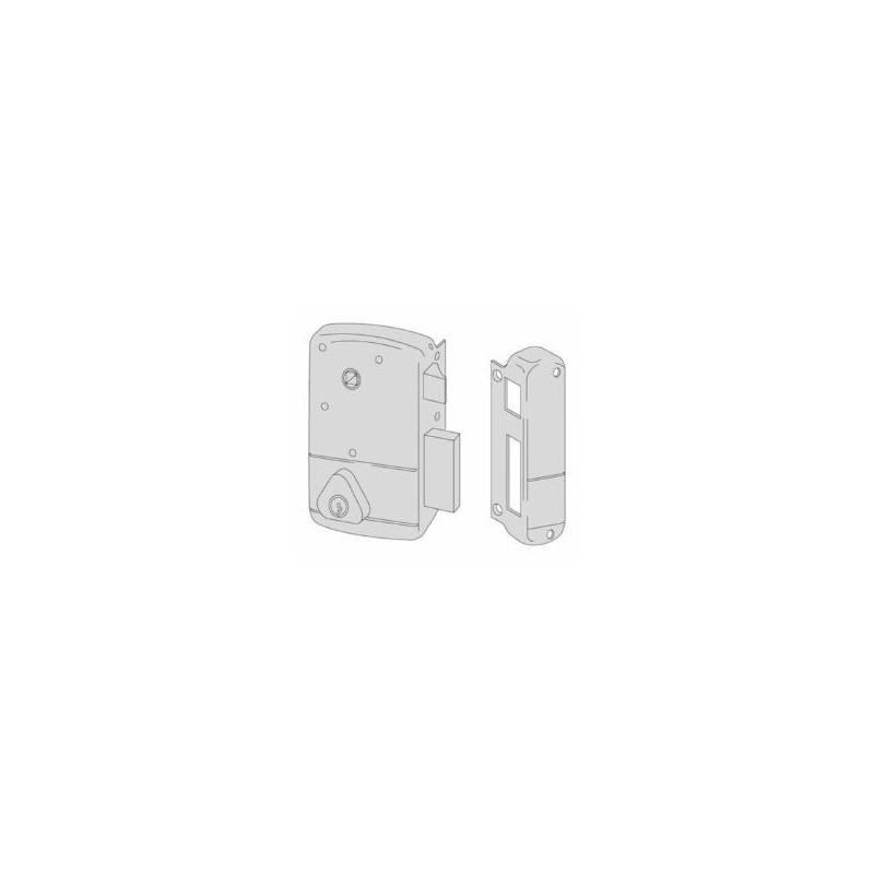 Serratura CISA 50210 da applicare per portoncino