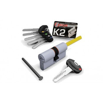 Cilindro Securemme K2 con...