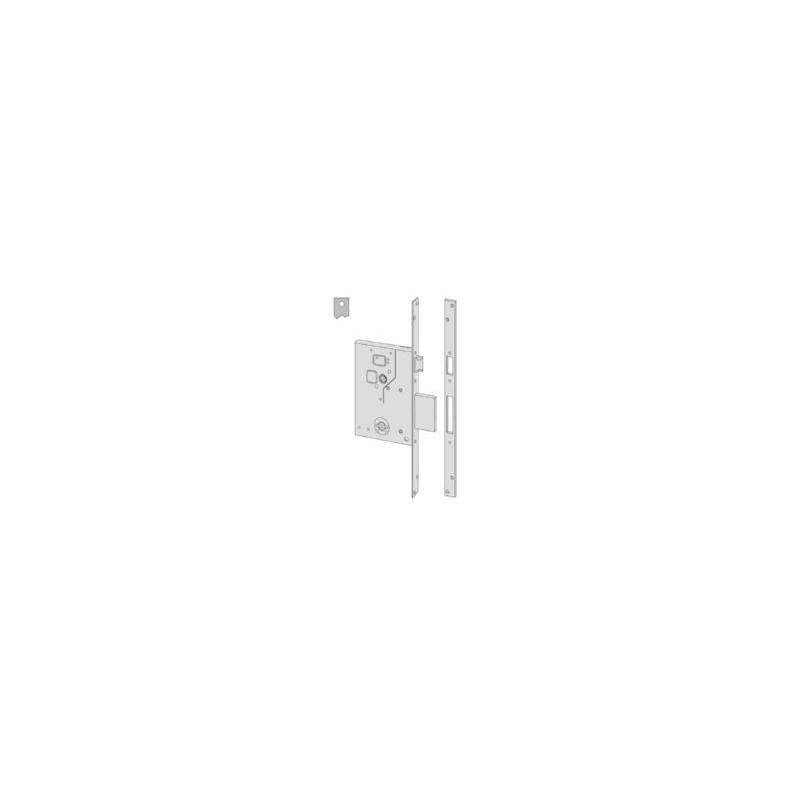Serratura CISA 57250.60.0 da infilare a doppia mappa