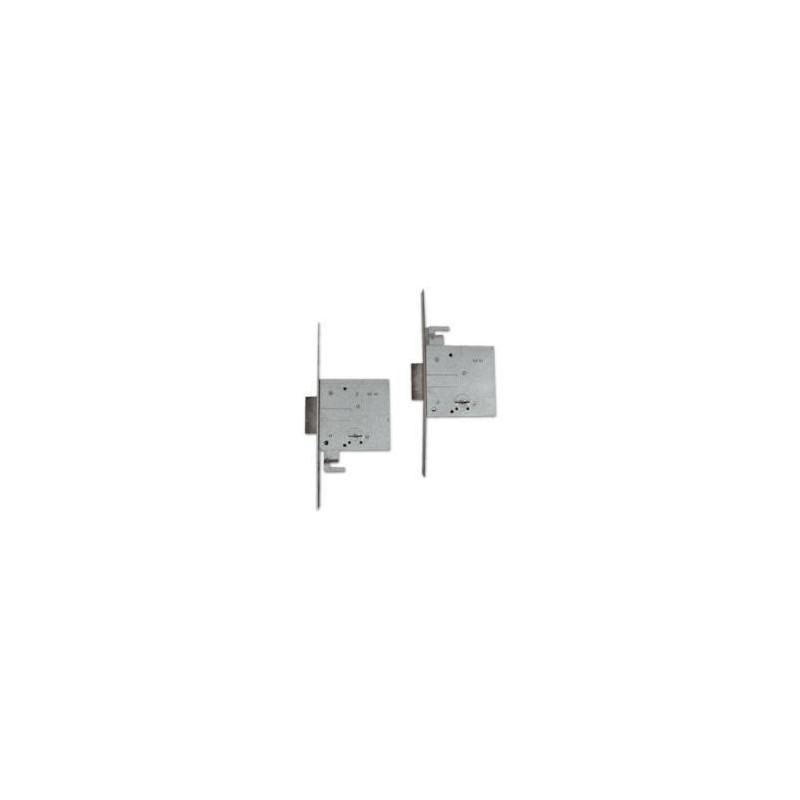 Serratura CISA 57020.60 da infilare a doppia mappa