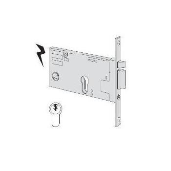 Elettroserratura CISA 14350.70.0 da infilare per fasce