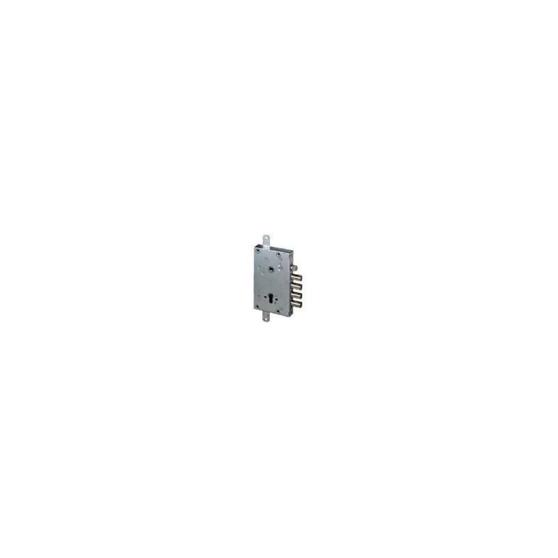 Serratura CISA 56515 per porta blindata predisposta per cilindro europeo