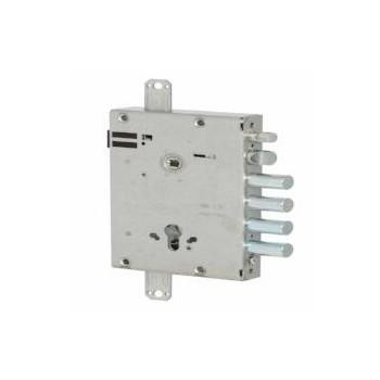 Elettroserratura CISA 15515 per porta blindata predisposta per cilindro europeo
