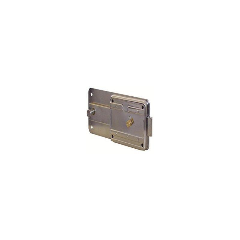 Serratura CISA 55254 ferroglietto da applicare