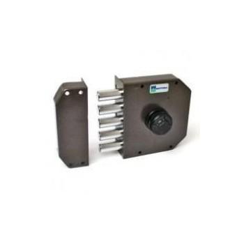 Serratura Mottura 30.600 da applicare cilindro a pompa