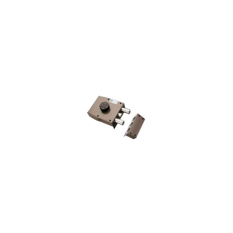 Serratura Mottura 30.411 da applicare cilindro a pompa