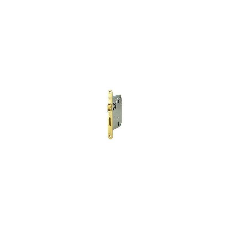 Serratura AGB Patent B1002.50 Centro bordo tondo frontale 18mm