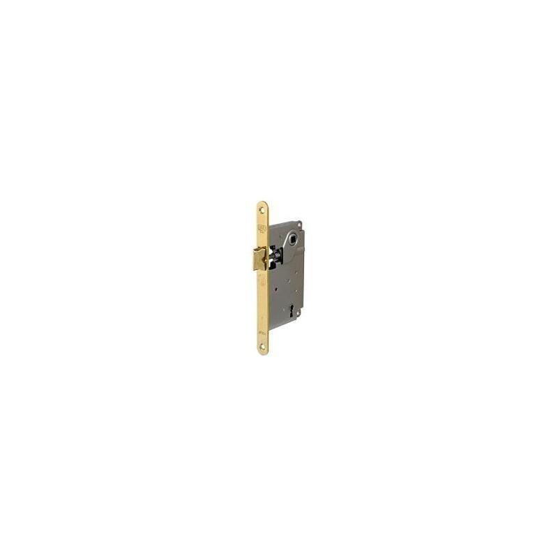Serratura AGB Patent B01010.50 Centro solo scrocco frontale 18mm