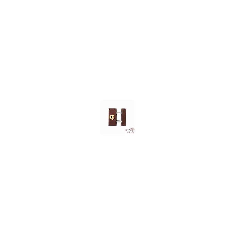 Serratura Iseo 910215 da applicare VIS