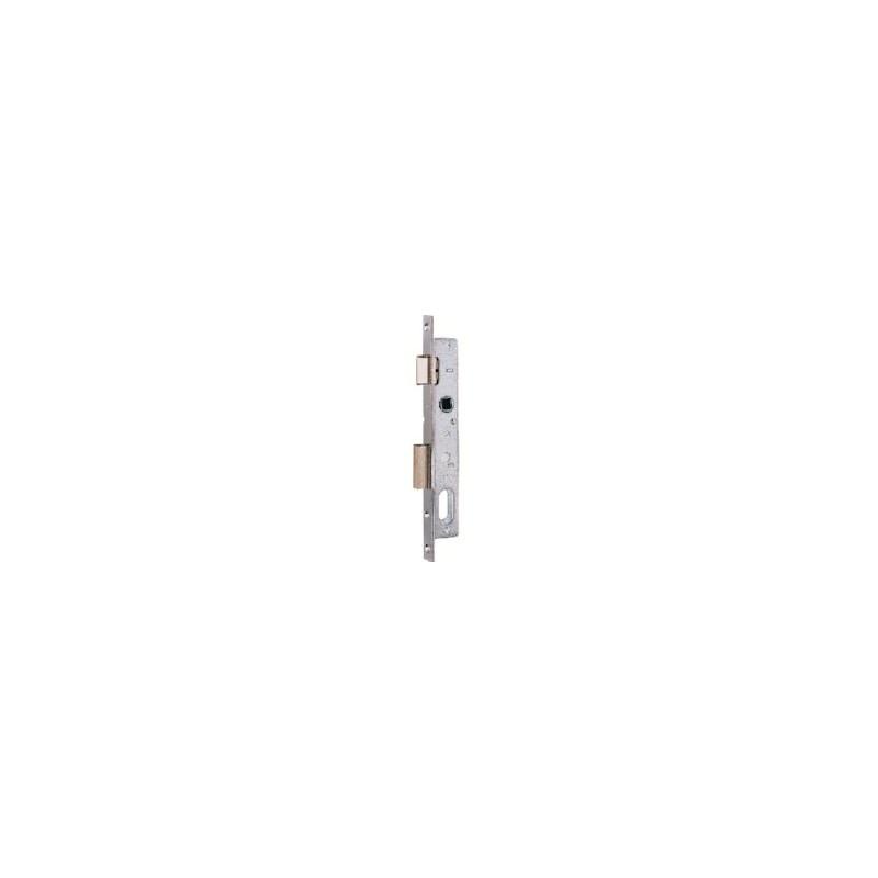 Serratura Iseo 750.15.10 per montante cilindro ovale