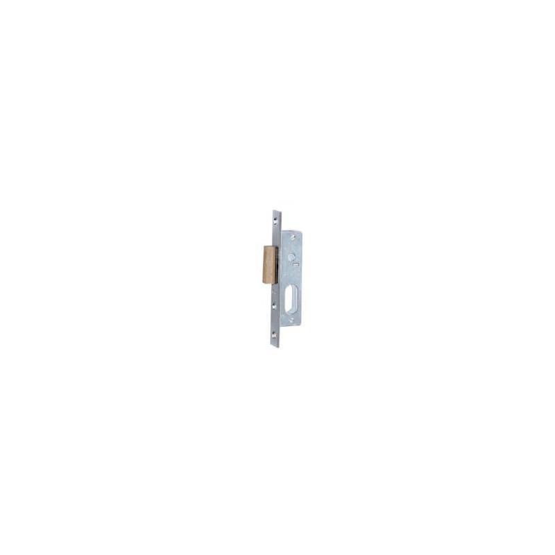 Serratura Iseo 760.15 per montante cilindro ovale