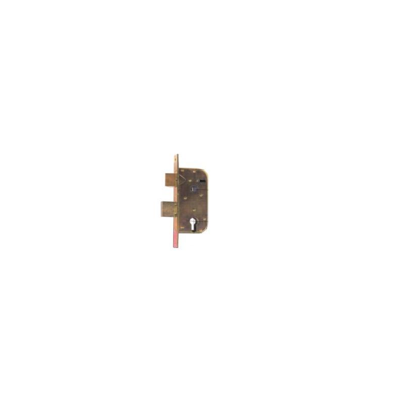 Serratura Iseo 620.35.0 da infilare per porte in ferro predisposta per cilindro europeo