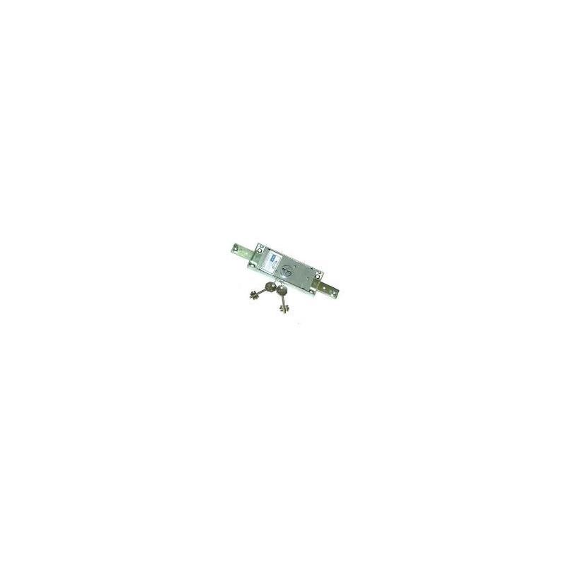 Serratura Potent C1600 per serranda a cilindro fisso