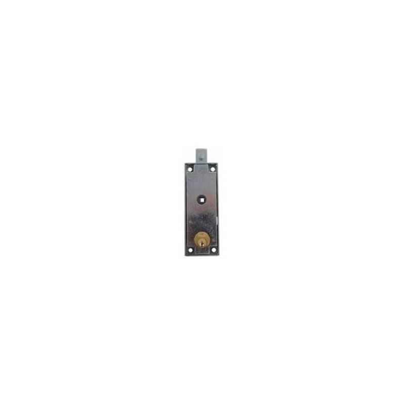 Serratura Potent C1640 per basculante a cilindro fisso