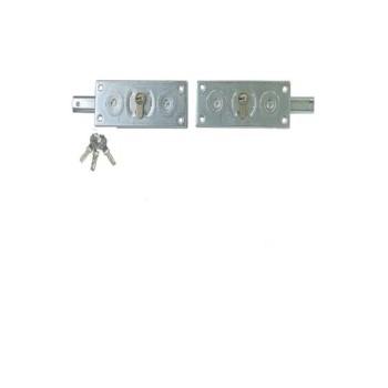 Serratura Prefer W721 KA laterali per serrande avvolgibili