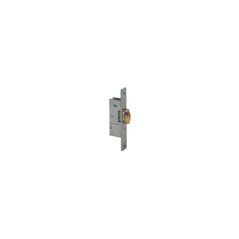 Serratura CISA 44237.15.0 a rullo da infilare per montanti