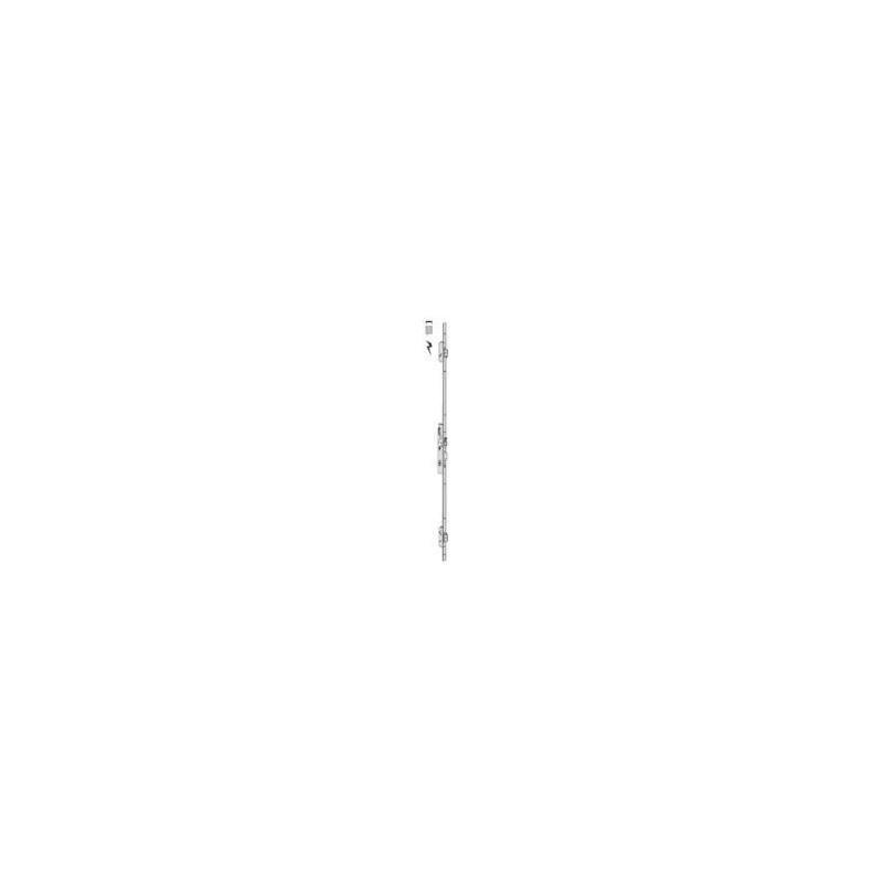 Elettroserratura CISA 19426 multipunto predisposta per cilindro europeo
