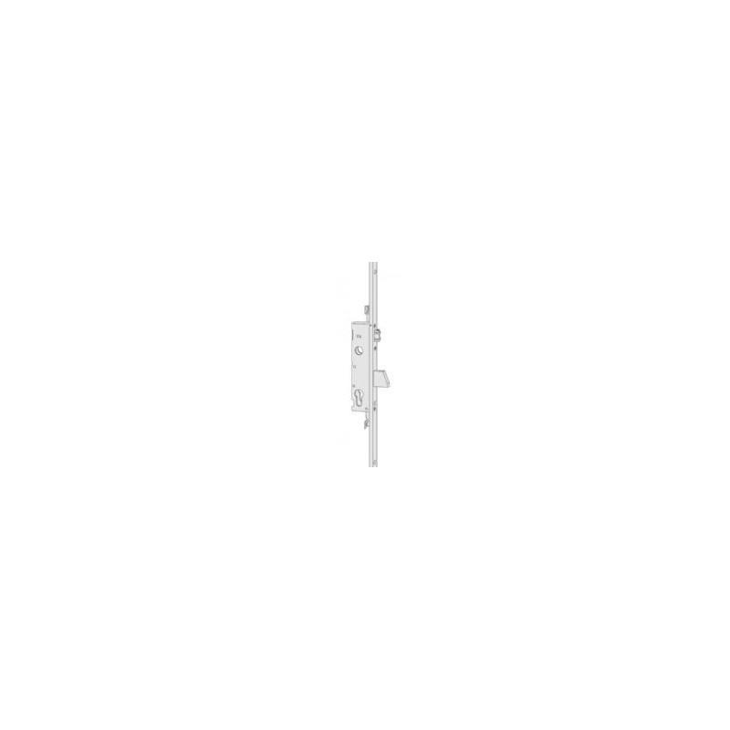 Serratura CISA 46550 multipunto predisposta per cilindro europeo