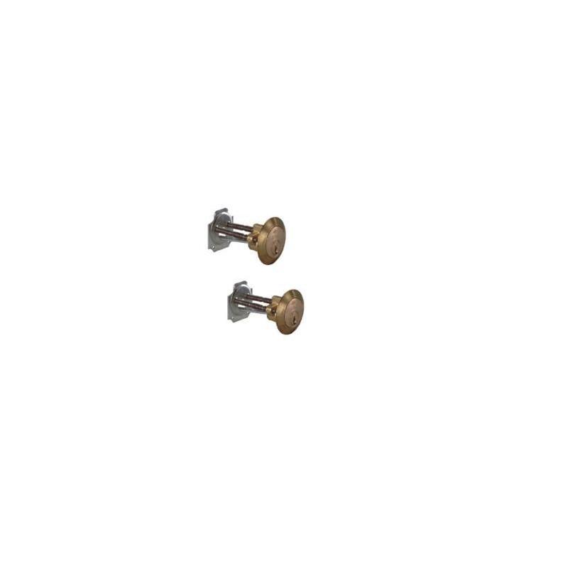 Coppia cilindro Cisa 0G500.00.0 da applicare
