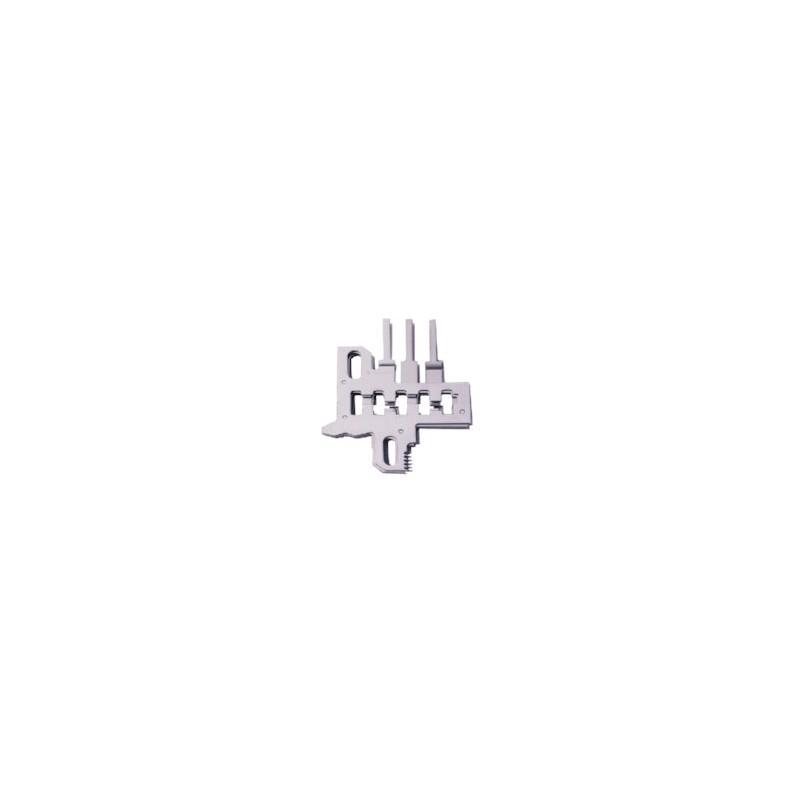 Nottolini Cisa 07590.21 forniti con 3 chiavi