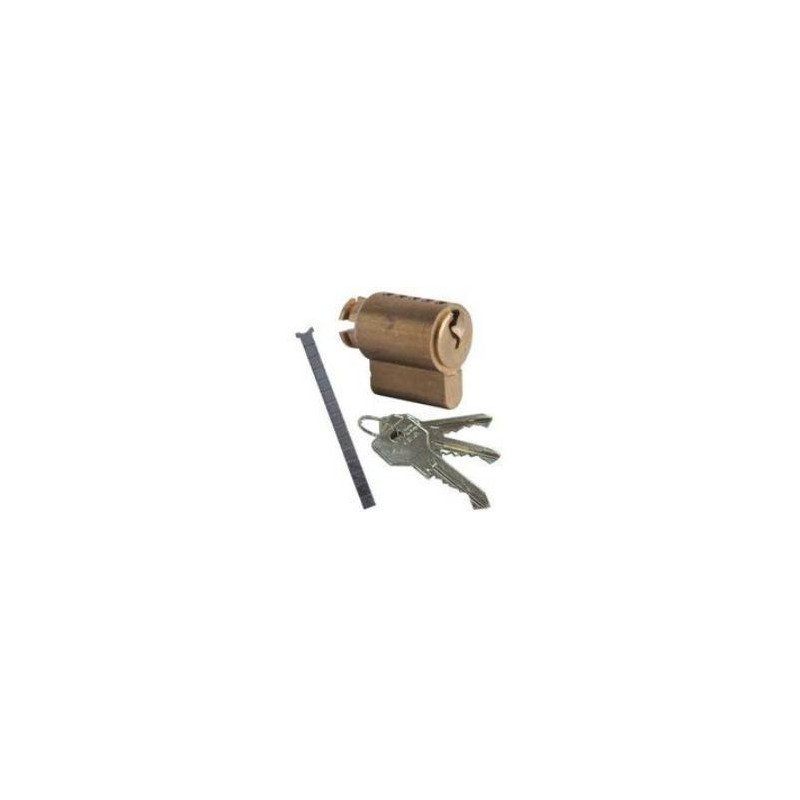 Cilindro Cisa 02649.11.0 per maniglione antipanico