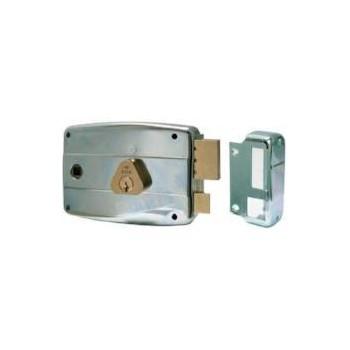 Serratura CISA 50471 da applicare a cilindro per cancello