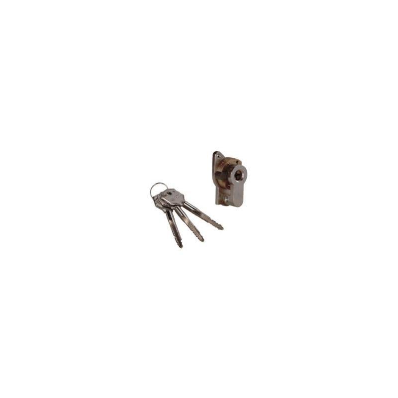 Cilindro Cisa 02400.10.0 con chiave a spillo