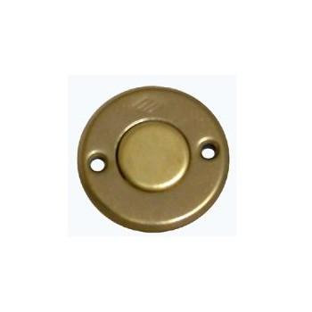 Pulsante Cisa 06110.0.0 in ottone