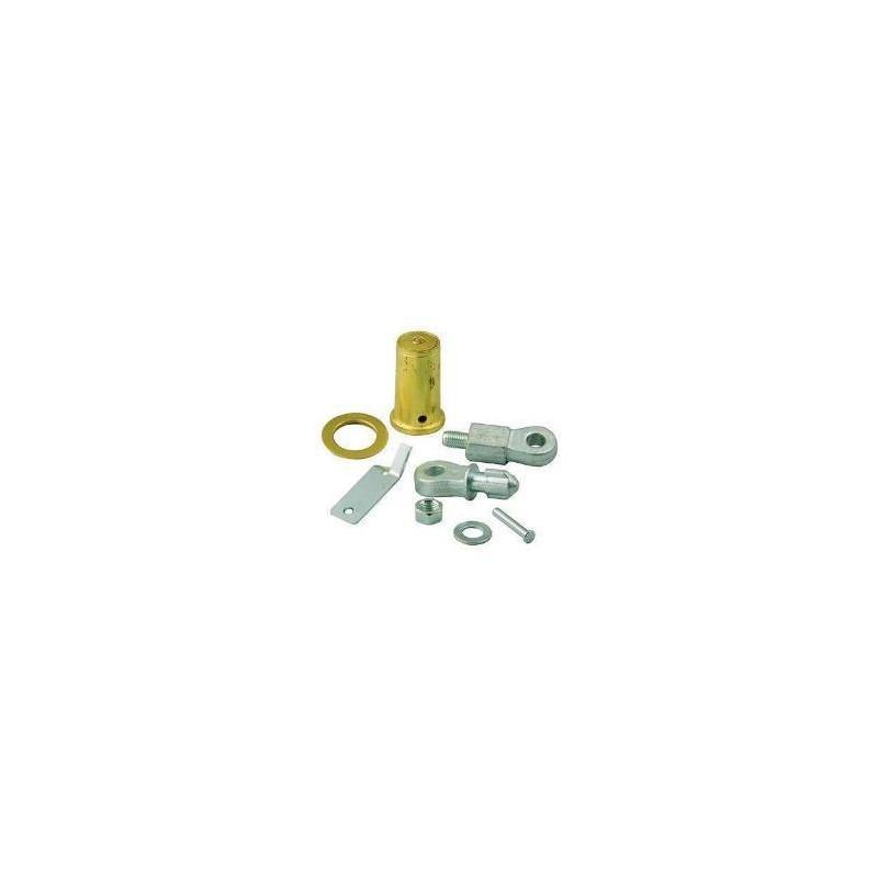 Cisa 06302 accessori per lucchetto da serranda